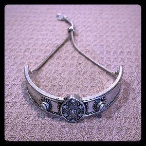 Silver bracelet ❤️